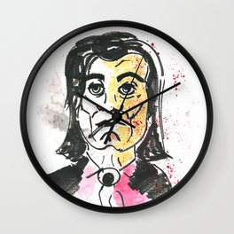 Vincent Vega Wall Clock