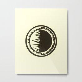 Spatial Metal Print
