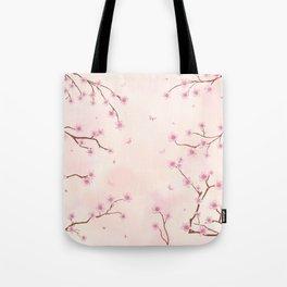 Cherry Blossom Dream Tote Bag