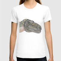 t rex T-shirts featuring T-Rex by Raffles Bizarre