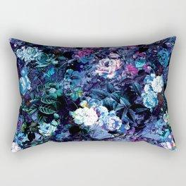 RPE FLORAL X Rectangular Pillow