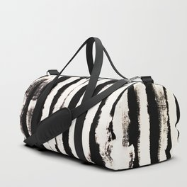 Abstract Brush Strokes Duffle Bag