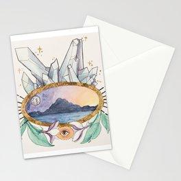 Interstice Stationery Cards