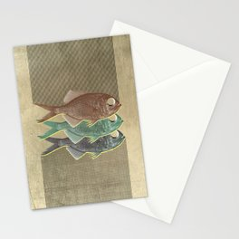 feeling selfish to sell fish Stationery Cards