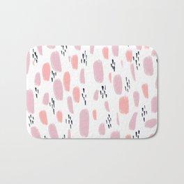 Blushing Pink Bath Mat