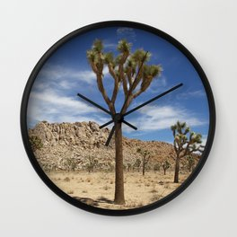 Desert Landcape 3 Wall Clock