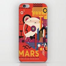 Mars Tour : Space Galaxy iPhone & iPod Skin