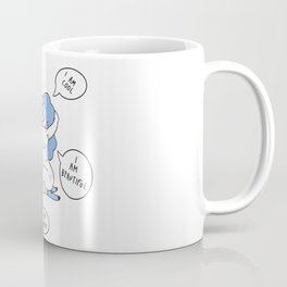 Mirror Affirmations Coffee Mug