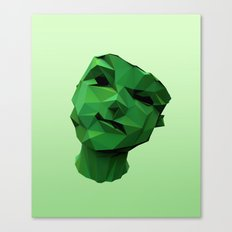 Expression B Canvas Print