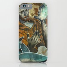 Saint Francis Revisited iPhone 6s Slim Case