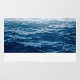 Cranky Ocean Rug