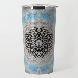 SNOWFLAKES - II Travel Mug