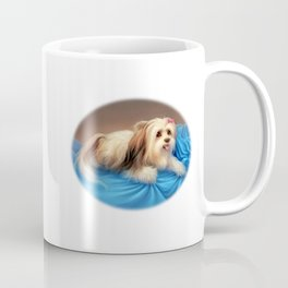 Pet Dog Portrait - Fanny Coffee Mug