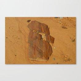 BrokenPuzzle Canvas Print