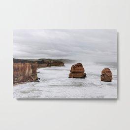 Coast II / Australia Metal Print