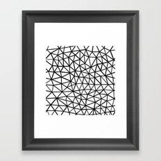 Seg Extra Framed Art Print