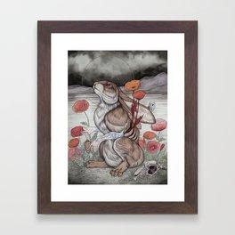 Ex Fortuna Framed Art Print