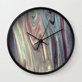 Marbled Sand Wall Clock