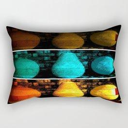 fruit medley trip Rectangular Pillow