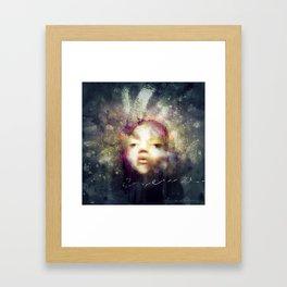 Esencia Framed Art Print