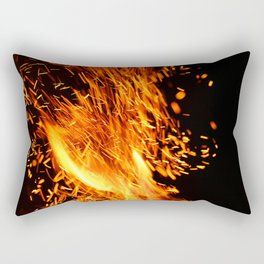 fireflames Rectangular Pillow