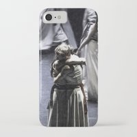 ballet iPhone & iPod Cases featuring Ballet by Sébastien BOUVIER