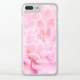 Fat Susie Clear iPhone Case
