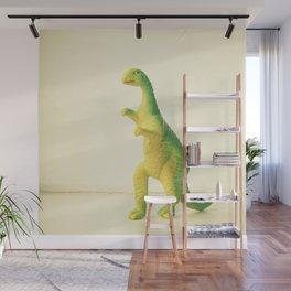 Dinosaur Attack Wall Mural