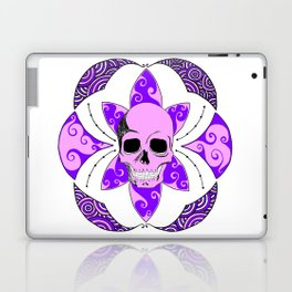 Flower of Life Pretty in Pink Laptop & iPad Skin