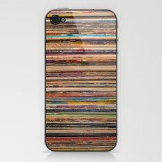 Vinyl iPhone & iPod Skin