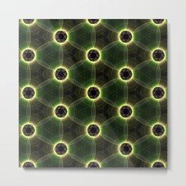 Abtsract  Floral Metal Print