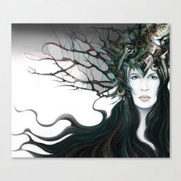 Kyrie Liaisons Canvas Print