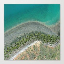 Talbot Bay Canvas Print