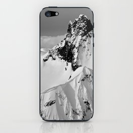 Mt.Fee Landscape series, Whistler BC Canada #1 of 5  iPhone Skin