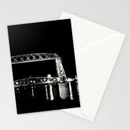 Night Time Scene Stationery Cards