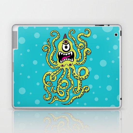 Monster Week, Day 2 Laptop & iPad Skin
