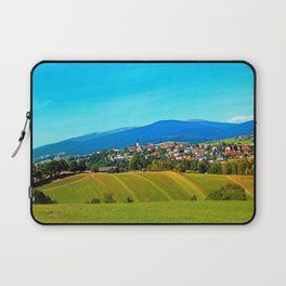 Unsettled geography Laptop Sleeve