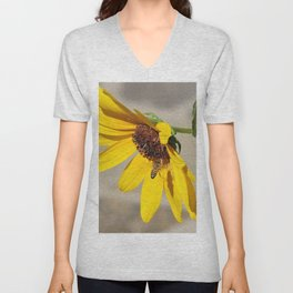 Desert Sunflower Pollen Shop Unisex V-Neck