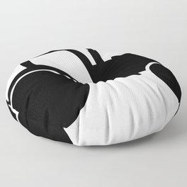tractor Floor Pillow