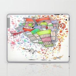 Insanely Crazy Laptop & iPad Skin