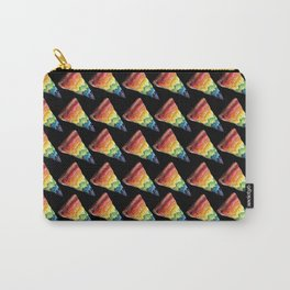PIZZA RAINBOW PATTERN Carry-All Pouch