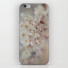 Happy Spring iPhone & iPod Skin