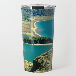 Lagoa do Fogo Travel Mug