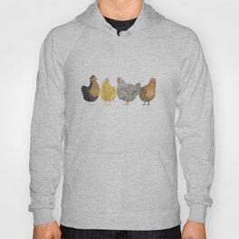 Chickens Hoody
