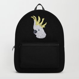 Cockatoo Parrot Backpack
