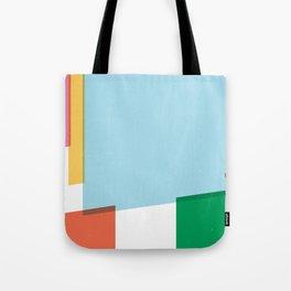 SECRET CYCLING FLAG - PANTANI Tote Bag