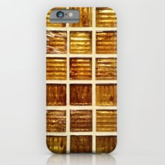 Thee Gold Tiles Slim Case iPhone 6s