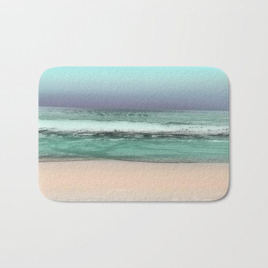 Twilight Sea #2 Bath Mat