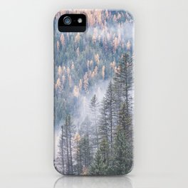 Linger iPhone Case