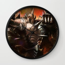 League of Legends MORDEKAISER Wall Clock